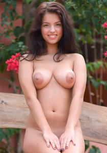 Natural beauty from Young Legal Porn