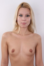 Adriana is not a newbie in porn from Czech Casting