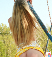 Naked schoolgir Jewel takes over playground from Private School Jewel